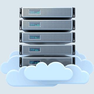 hybrid VPS servers